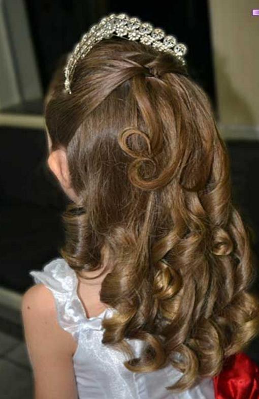 penteados damas de honra cabelos cacheados