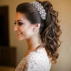 Penteados Para Casamento Formatura Madrinhas E Noivas