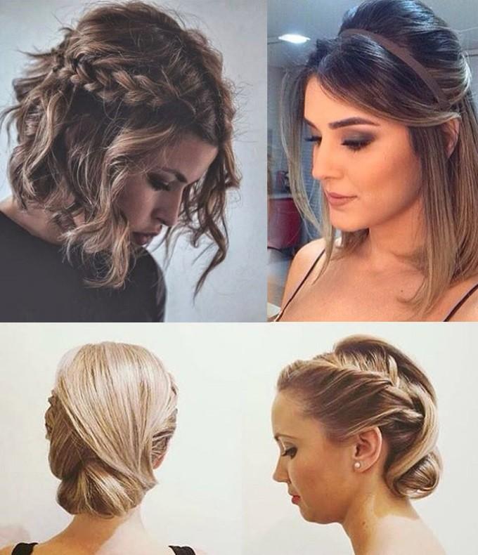 fotos de penteados para