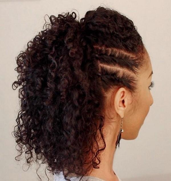 Penteados Para Cabelos Cacheados Passo A Passo E Fáceis De