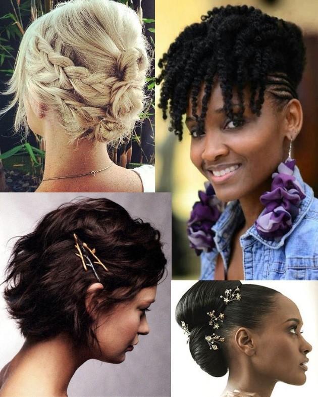 penteados para madrinhas de casamento a noite